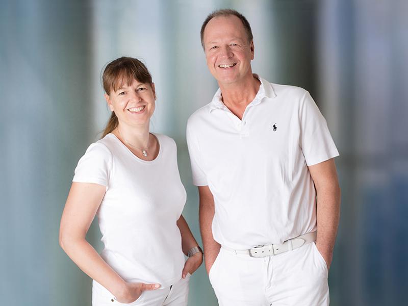 Dr. Kosub und Dr. Sender Hattingen